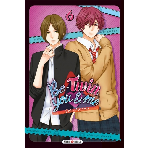 Be-twin you & me tome 6