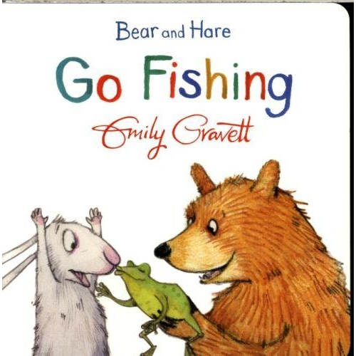 Bear and Hare - Go Fishing