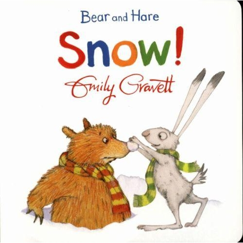 Bear and Hare - Snow!