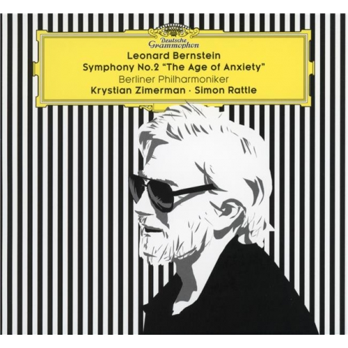 """BERNSTEIN : SYMPHONY N°2 """"THE AGE OF ANXIETY"""""""