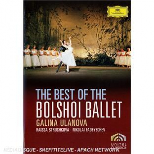 BEST OF BALLET DU BOLSHOI