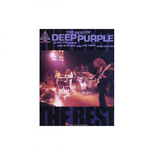 Deep Purple Best of Guitar