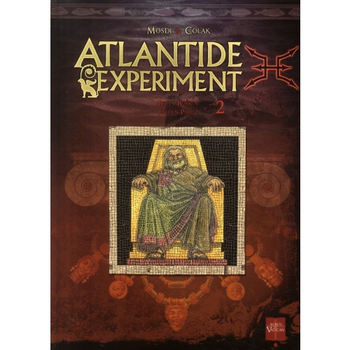 Atlantide Experiment Tome 2 - Betty Borren - Jayden Paroz