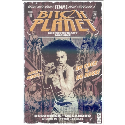 Bitch Planet Tome 1