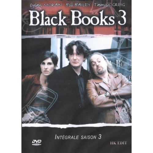 BLACK BOOKS, SAISON 3