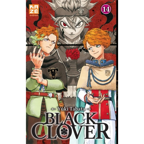 Black Clover Tome 14 - Avec 1 extrait de We Never Learn Tome 1