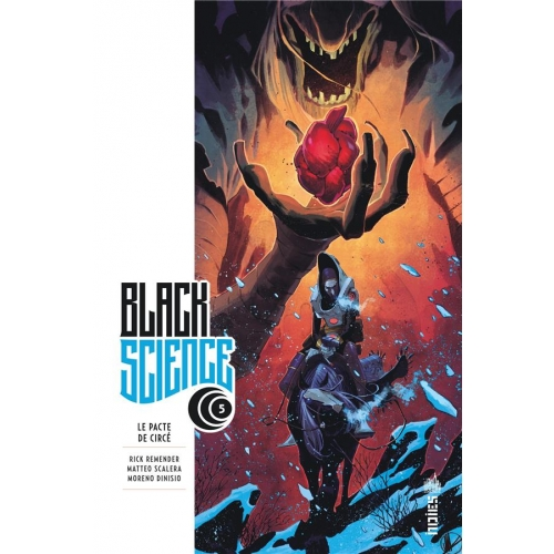 Black Science Tome 5 - Le pacte de Circé