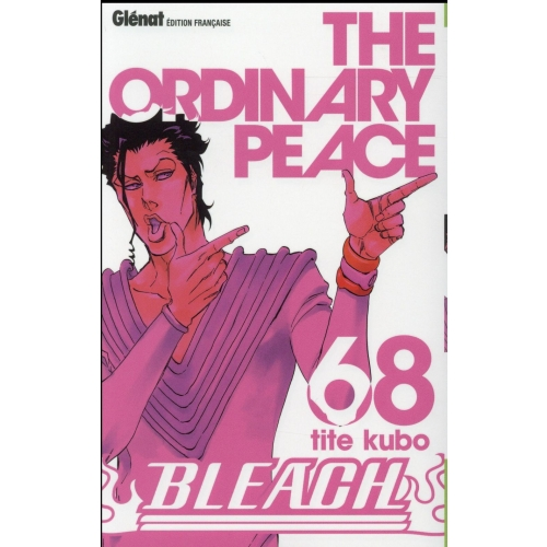 Bleach Tome 68 - The Ordinary Peace
