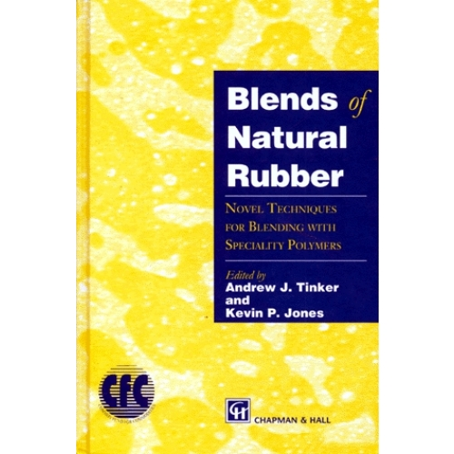 BLENDS OF NATURAL RUBBER. Novel techniques for blending with specialty polymers