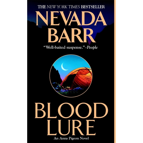 Blood Lure (Anna Pigeon Mysteries, Book 9)