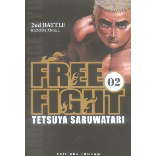 Free Fight Tome 2 - Bloody Angel