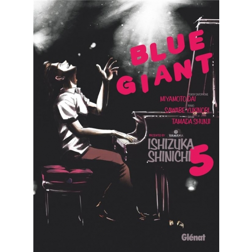 Blue Giant Tome 5