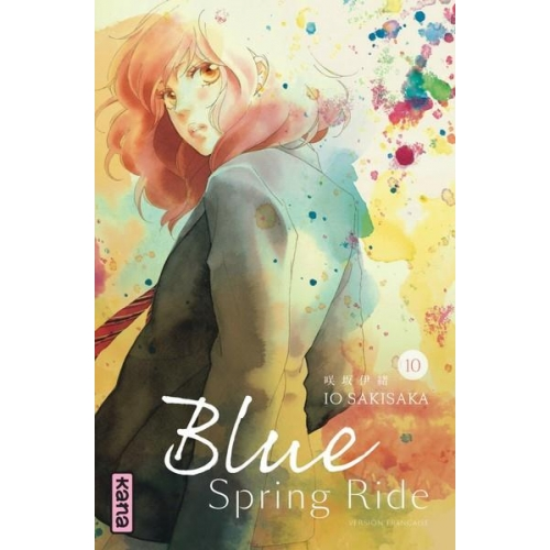 Blue Spring Ride Tome 10