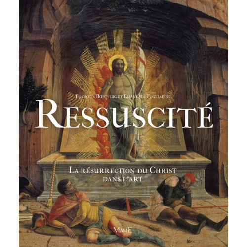 La résurrection du christ dans l'art orient-occident