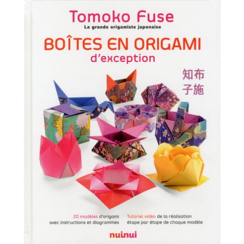 Boites En Origami D Exception