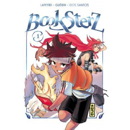 Booksterz Tome 1