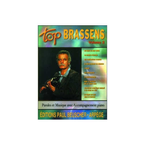 Top Brassens vol.2