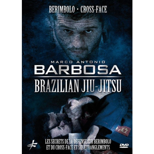 BRAZILIAN JIU-JITSU BERIMBOLO : CROSS-FACE