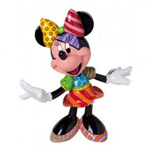 Figurine Disney - Britto - Minnie Mouse