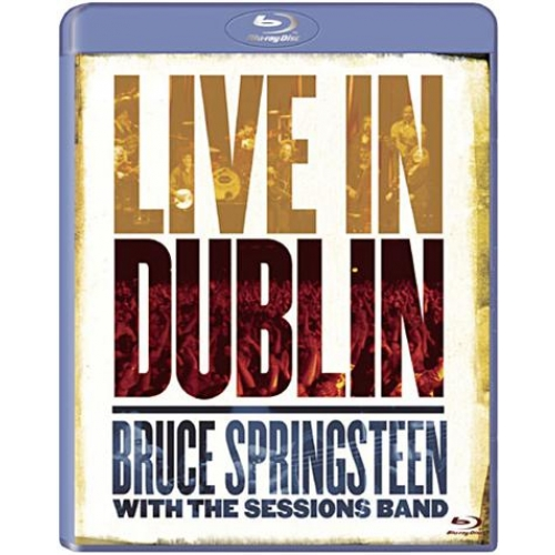 BRUCE SPRINGSTEEN AND THE SESSIONS BAND : LIVE IN DUBLIN