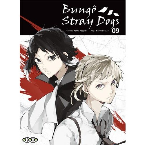 Bungô stray dogs Tome 9