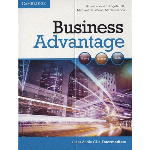 Business Advantage - Class Audio CDs Intermediate