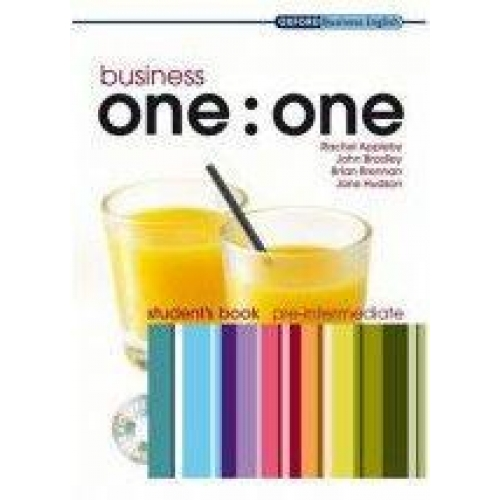 Business one : one - Student's book pre-intermediate
