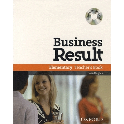 Business Result, Elementary - Teacher's book