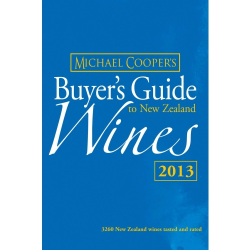 Buyer's Guide to New Zealand Wines 2013