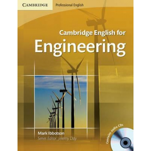 Cambridge English for Engineering - Student's Book
