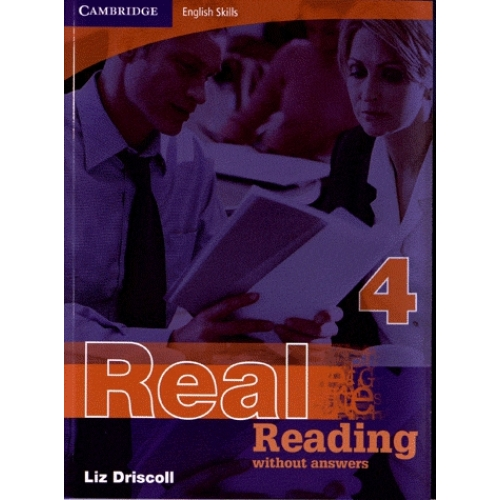 Cambridge English Skills Real Reading 4 - Without Answers