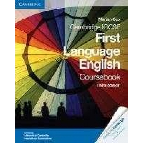 Cambridge IGCSE First Language English THIRD EDITION Coursebook