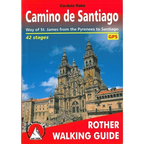 Camino de Santiago - The Way of St. James from the Pyrenees to Santiago de Compostela and beyond to Finisterre and Muxia