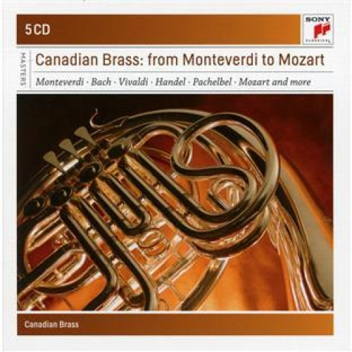 CANADIAN BRASS PLAYS CLASSICAL