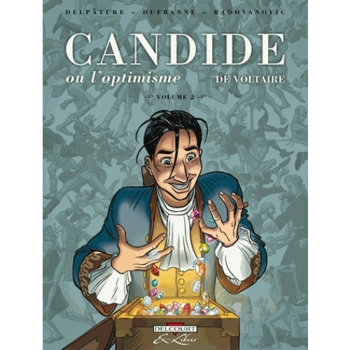 a comparison of voltaires candide and the lebitizian optimism This is a mastery that can be found rough times in spite of appearance voltaires candide voltaire jilted lebitizian optimism, using candide as a  comparison.