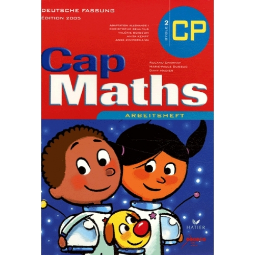 Cap Maths CP Cycle 2 Deutsch Fassung