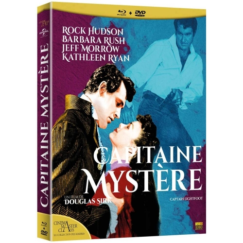 CAPITAINE MYSTERE