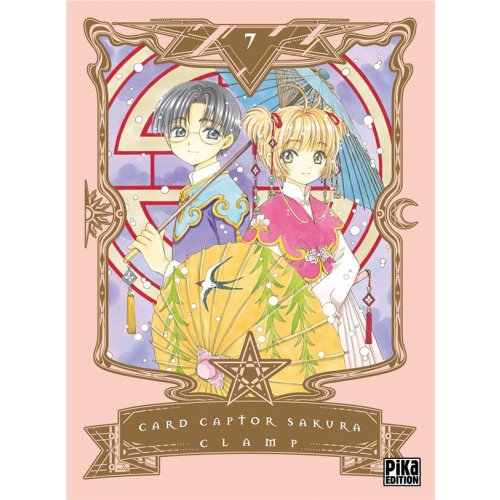 Card captor sakura tome 7