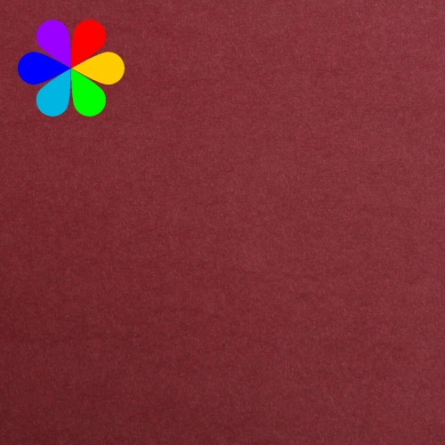 Cartoline Maya 270g 50x70 bordeaux