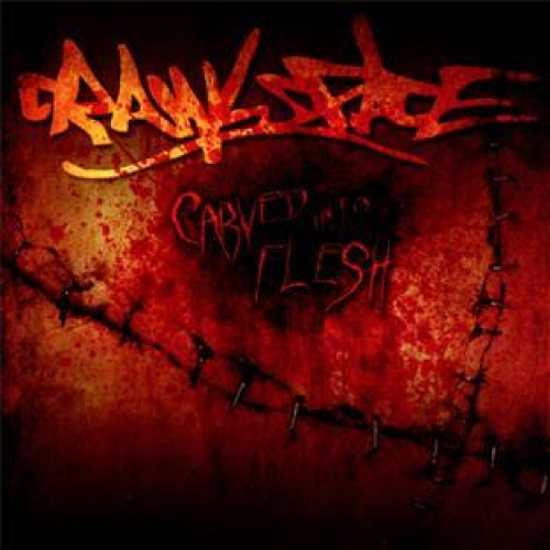 CARVED INTO FLESH