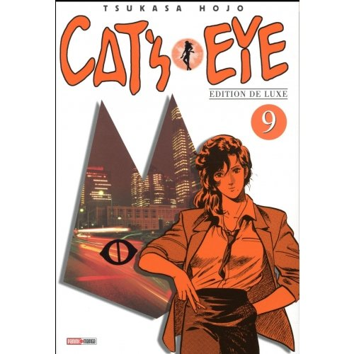 Cat's Eye Tome 9 . Edition de luxe