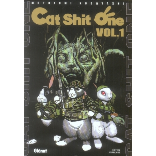 Cat Shit One Tome 1