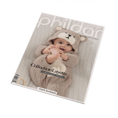 Catalogue Phildar Layette couche - n°158