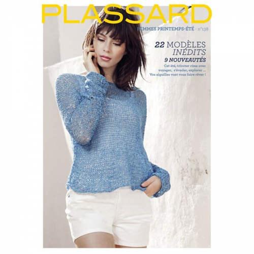 Catalogue Plassard - Printemps/Eté 2018 - Femme - n°138