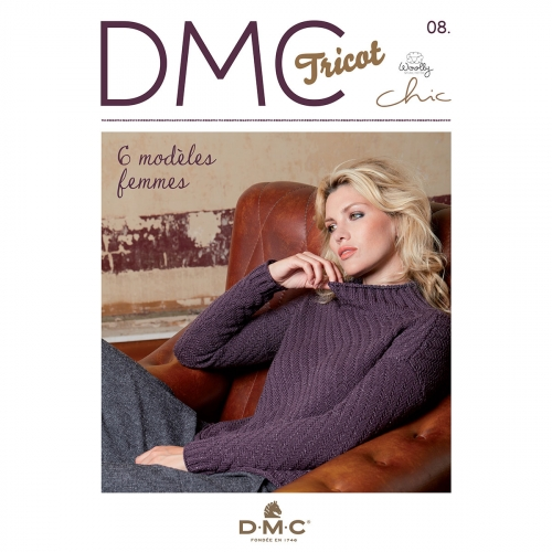 Catalogue Wooly Chic - DMC