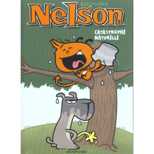 Nelson Tome 2 - Catastrophe naturelle