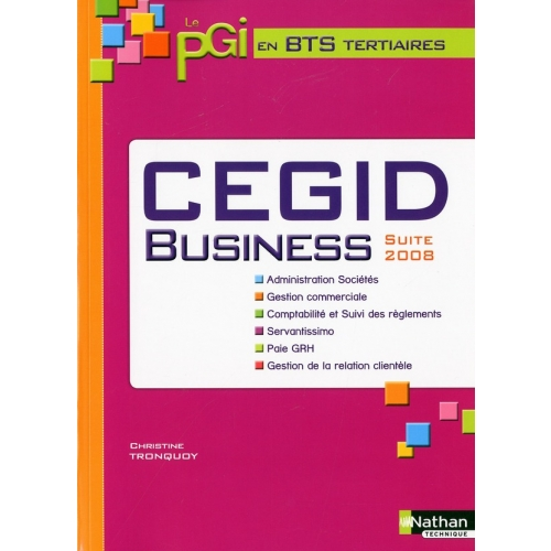 Cegid Business - Suite 2008