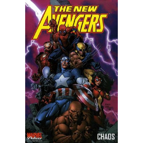 The New Avengers Tome 1 - Chaos