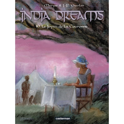 India Dreams Tome 10 - Le joyau de la couronne