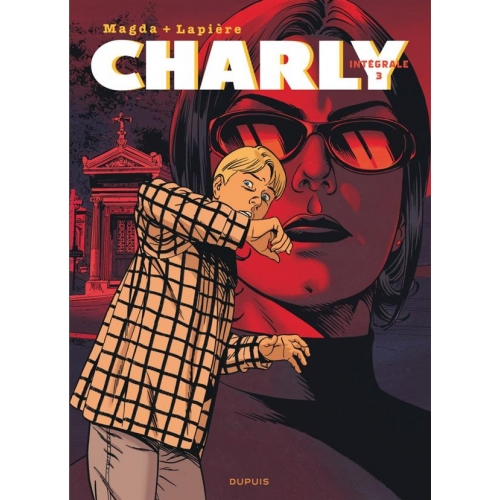 Charly : intégrale Tome 3